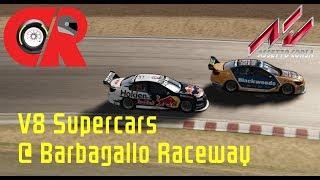 V8 Supercars at Barbagallo (AC mod)