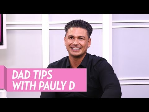 Pauly D: Dad Tips
