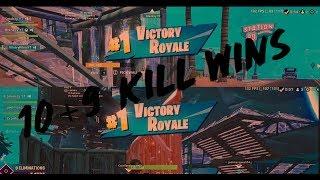 10 Kill duo win + 9 Kill Trio!
