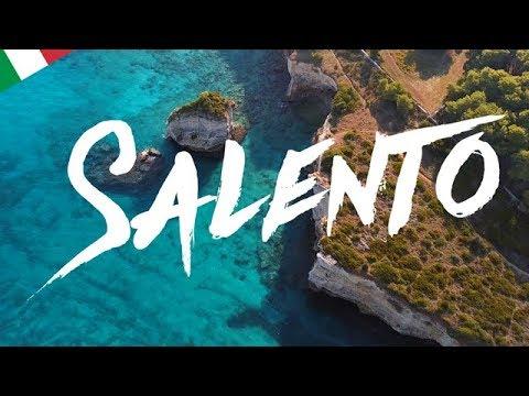 In volo sulle SPETTACOLARI coste del Salento - Episodio 1