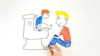 What to do when your child is constipated.