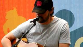 Sinners Like Me performed by Eric Church at GAC Breakfast 6-10-09