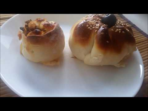 Recette Facile Des Chausson/pizza Rolls Inrattables