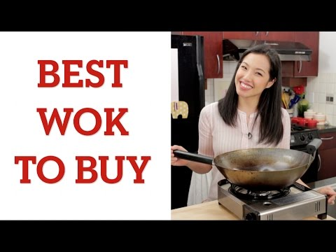 The BEST Wok to Buy! - Hot Thai Kitchen!