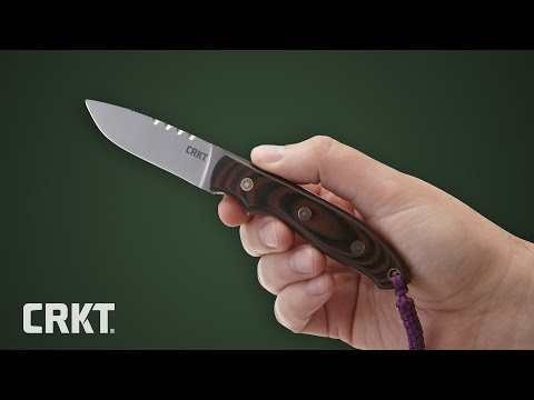 CRKT Hunt'N Fisch Hunting Knife | by Larry Fischer