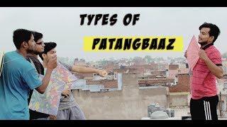 Types Of Patangbaaz