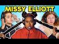 Kids React to Missy Elliott