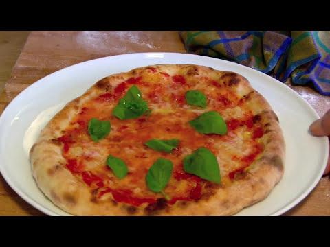 Der Pizzaofen für die perfekte Pizza zuhause-Pizza Margherita in 3 Minuten fertig gebacken