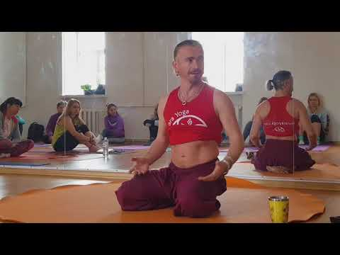 Пупок: работа с мышцами живота. Анатолий Зенченко