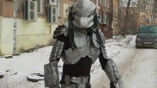 Слесарь из Екатеринбурга превратился в Хищника по собственной воле