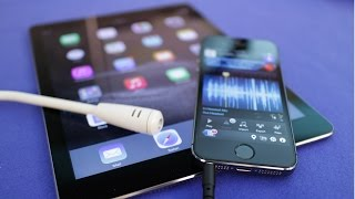 How to Use an External Mic or Microphone on Your iPhone or iPad