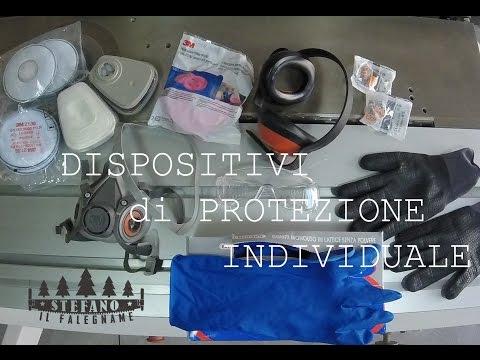Dispositivi di Protezione Individuale DPI