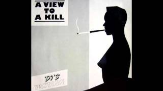 DJ's Factory - A View To A Kill (Duran Duran Cover)