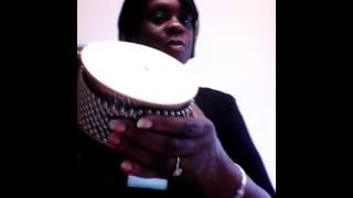 Playing. My. Cabasa. .