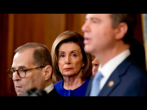 Democrats EMBARRASSED & TERRIFIED by Impeachment?
