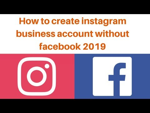 How to create instagram business account without facebook 2019