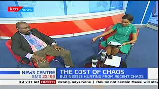The cost of chaos caused by Jubilee, NASA differences