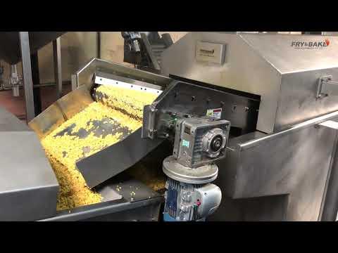 Automatic Moong Dal Fryer
