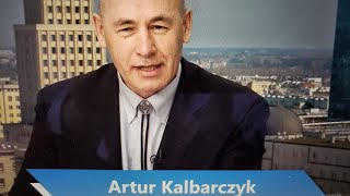 Trump, Kanada i Polska…Artur Kalbarczyk