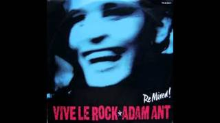 adam ant-vive le rock-steve thompson mix