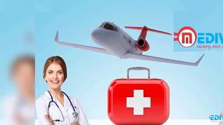 Impeccable Emergency Care by Medivic Aviation Air Ambulance in Delhi