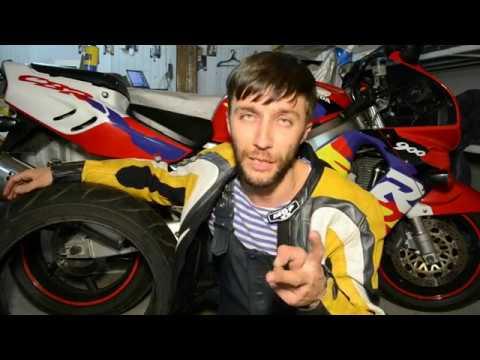 Зачем жечь резину на мотоцикле?(18+)
