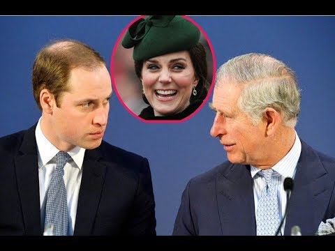 Prince Charles Felt fear by Prince William and Kate Middleton's Popularity
