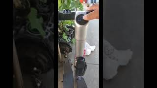 Segway ninebot beeping problem