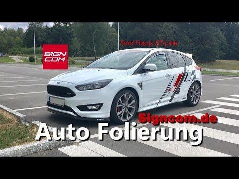 Signcom Aufkleber Folie Car Wrap