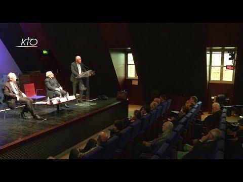 Séance solennelle de rentrée de l'Académie catholique de France