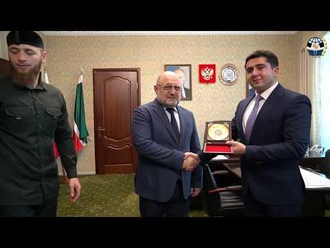 В Чеченской Республики с рабочим визитом находится делегация Государственного комитета Азербайджана