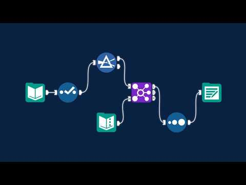 Alteryx Youtube preview
