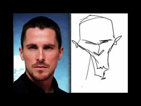 caricature drawing tutorials