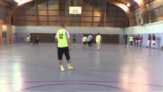 preview picture of video 'Artistes Futsal - Association Villepinte'