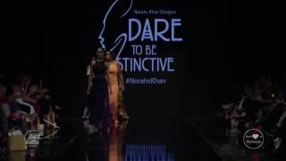 Norahs Khan Designs at Los Angeles Fashion Week Art Hearts Fashion