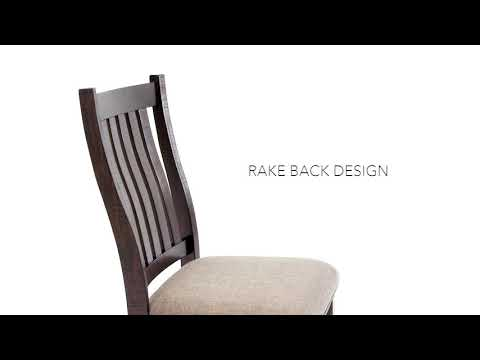 Townser D636-01 Dining Upholstered Side Chair
