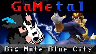 Big Mute Blue City (F-Zero) - GaMetal