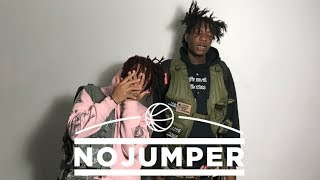 No Jumper - The Trippie Redd & Lil Wop Interview