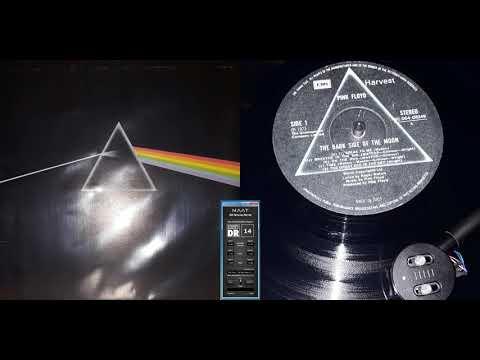 Pink Floyd - The Dark Side of the Moon (LP, Vinyl, 1973, Hi-Res)