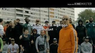 Rim'k - Fratello ( Paroles / Lyrics )