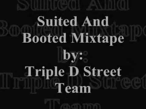 Who R We - Triple D Street Team - Suited and Booted