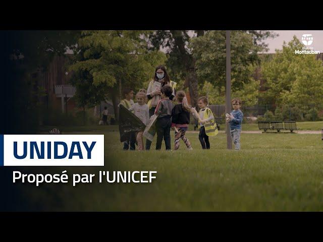 Uniday : les jeunes sensibilisés à la protection de l'environnement