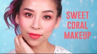 Inspirasi 'Warm Makeup' Untuk Temani Penampilan Di Musim Panas