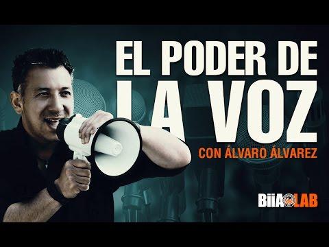 Cómo vender más con el poder la voz con Álvaro Álvarez
