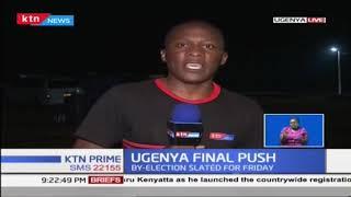 Ugenya campaigners making last strides