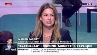 Marion Pariset - LCI - 22 Aout 2020