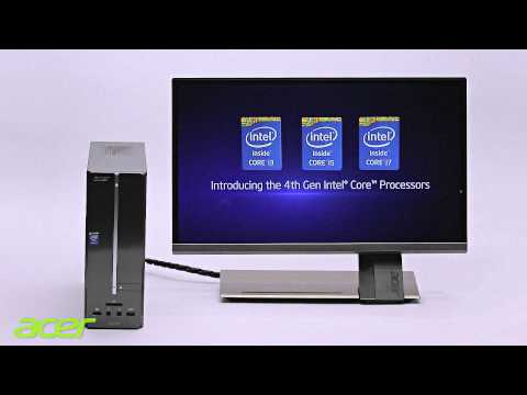 Acer Aspire XC-605 Desktop PC
