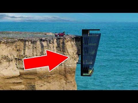 Essas são as 10 casas mais estranhas de todo o mundo!