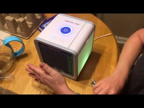 Arctic Air personal air conditioner review