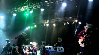 MAN WITH A MISSION - Distance (Live At Ray Just Arena, Moscow, Russia, 29.06.2015) 4K